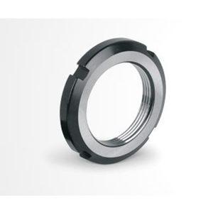Гайка шлицевая круглая DIN 981
